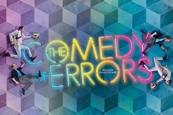 The Comedy of Errors image